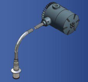 hyl 80 flex bundle tri clamp insertion